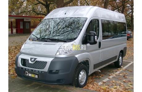 фотография Микроавтобус Peugeot Boxer