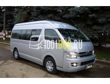 Микроавтобус Toyota Haise