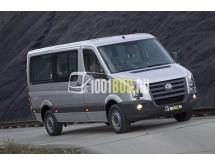 Микроавтобус Volkswagen Crafter Kombi