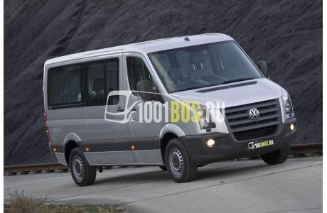 фотография Микроавтобус Volkswagen Crafter Kombi