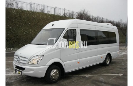 фотография Микроавтобус Mercedes Sprinter 515 VIP
