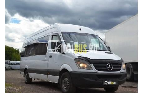 фотография Микроавтобус Mercedes Benz Sprinter