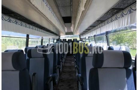 Аренда Автобус Daewoo Trumpf Junior - фото сбоку