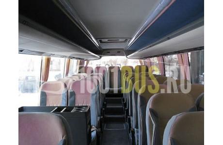 Аренда Автобус MAN Creator - фото сбоку