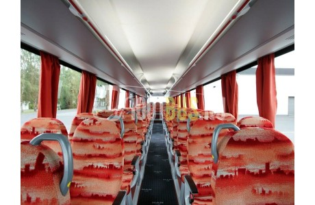Аренда Автобус MAN Lion`s Regio - фото сбоку