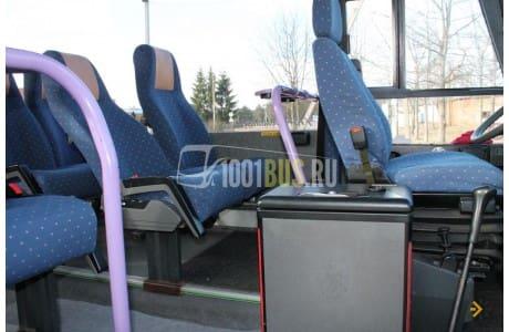 Аренда Автобус Mercedes-Benz Teamstar - фото сбоку