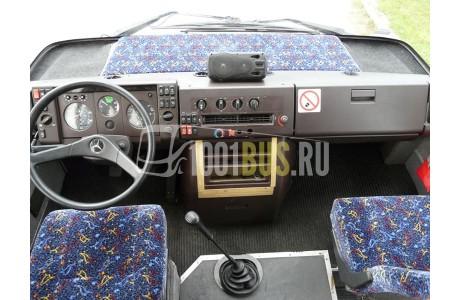 Аренда Автобус Mercedes-Benz Teamstar 815 D - фото сбоку