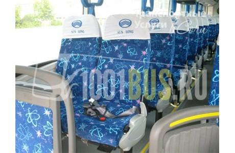 Заказ Автобус SunLong Trumpf Junior - фото автомобиля