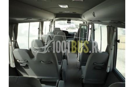 Заказ Автобус Toyota Coaster - фото автомобиля