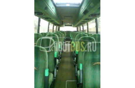 Аренда Автобус Vanhool Trumpf Junior - фото сбоку