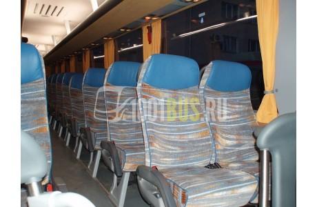 Аренда Автобус Yutong Trumpf Junior - фото сбоку