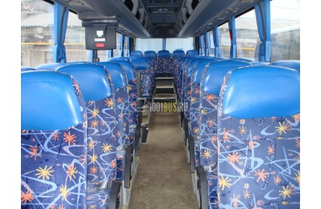 Заказ Автобус Yutong ZK 6129 H - фото автомобиля