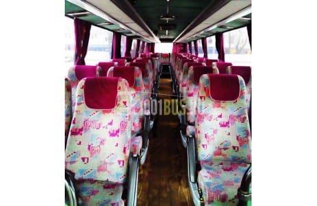Аренда Автобус Mercedes-Benz 0304 (459) - фото сбоку