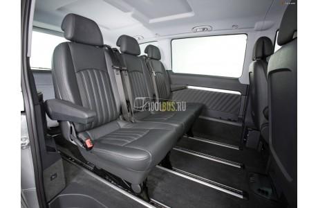 Аренда Минивэн Mercedes-Benz Viano Long - фото сбоку