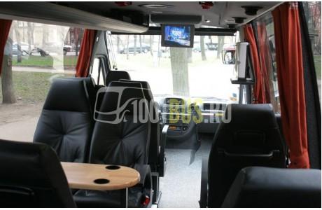 Заказ Микроавтобус Mercedes-Benz Sprinter 313 Vip - фото автомобиля