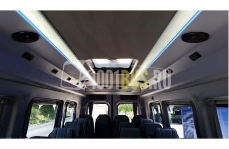 Заказ Микроавтобус Mercedes-Benz Sprinter 515 CDI - фото автомобиля