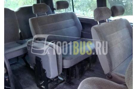 Аренда Микроавтобус SsangYong Istana - фото сбоку