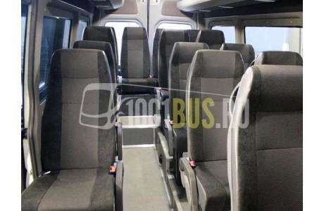 Заказ Микроавтобус Volkswagen Crafter Kombi - фото автомобиля