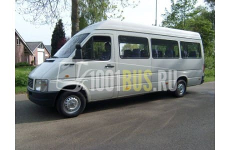 Заказ Микроавтобус Volkswagen LT35 - фото автомобиля