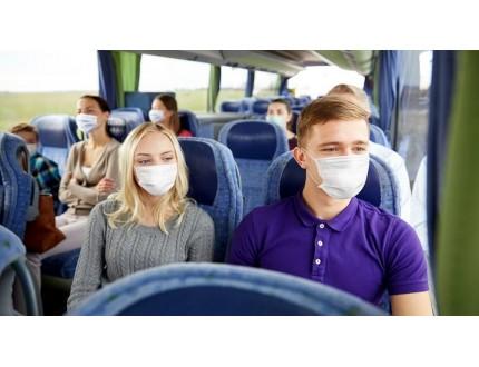 Аренда экскурсионного автобуса в условиях пандемии