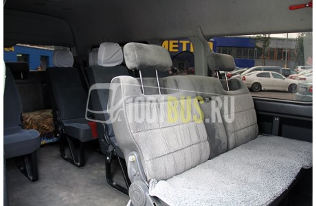 Заказ Минивэн Toyota Haice - фото автомобиля