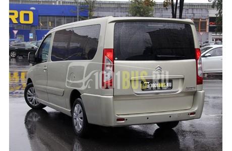 Заказ Минивэн Citroen Jumpy - фото автомобиля