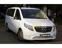 Минивэн Mercedes-Benz Vito (987)