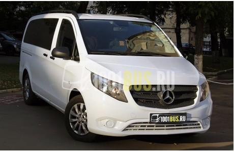 фотография Минивэн Mercedes-Benz Vito (987)