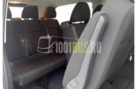 Заказ Минивэн Mercedes-Benz Vito (987) - фото автомобиля