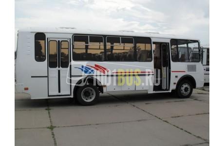 Заказ Автобус ПАЗ Trumpf Junior - фото автомобиля