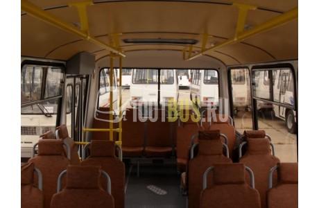 Аренда Автобус ПАЗ Trumpf Junior - фото сбоку