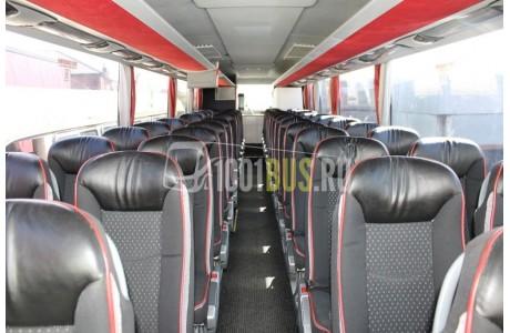 Заказ Автобус Setra Trumpf Junior - фото автомобиля
