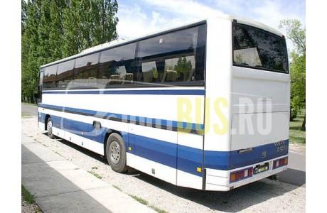 Заказ Автобус Volvo Trumpf Junior - фото автомобиля