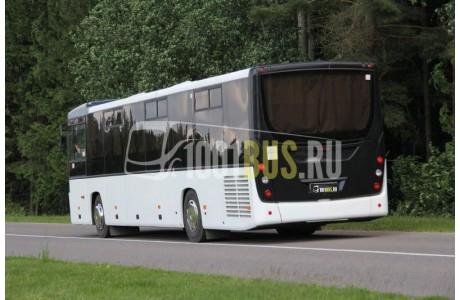 Аренда Автобус МАЗ - фото сбоку