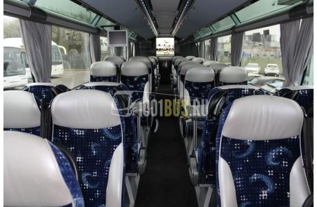 Аренда Автобус Neoplan 516 - фото сбоку