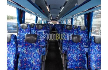 Заказ Автобус Scania Trumpf Junior - фото автомобиля