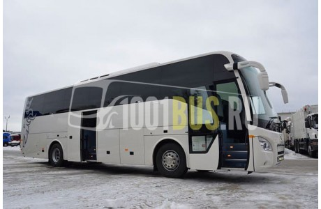 Заказ Автобус Scania Higer A80 - фото автомобиля