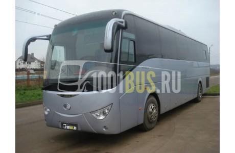 Аренда Автобус SunLong Trumpf Junior - фото сбоку