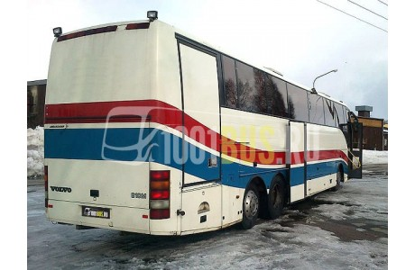 Аренда Автобус Volvo B10M - фото сбоку