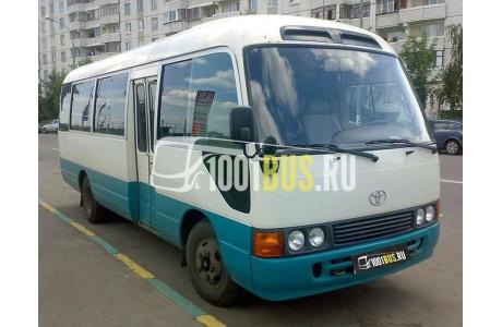 фотография Автобус Toyota Coaster (351)