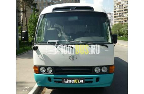 Аренда Автобус Toyota Coaster (351) - фото сбоку