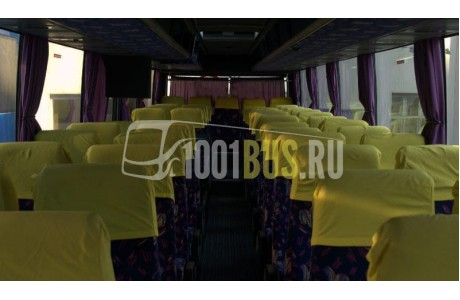Аренда Автобус Mercedes-Benz Trumpf Junior - фото сбоку