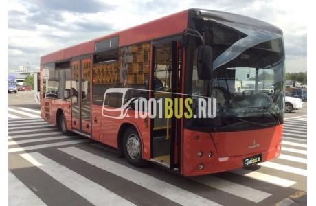 фотография Автобус МАЗ 206