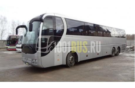 Заказ Автобус MAN Trumpf Junior - фото автомобиля