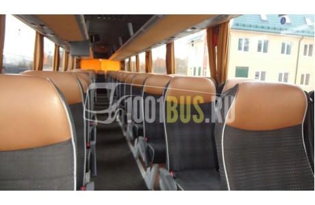 Аренда Автобус MAN Trumpf Junior - фото сбоку