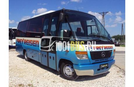 фотография Автобус Mercedes-Benz Teamstar
