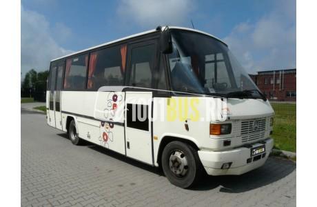 фотография Автобус Mercedes-Benz Teamstar 815 D