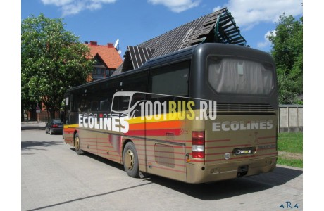 Заказ Автобус Neoplan 316 - фото автомобиля