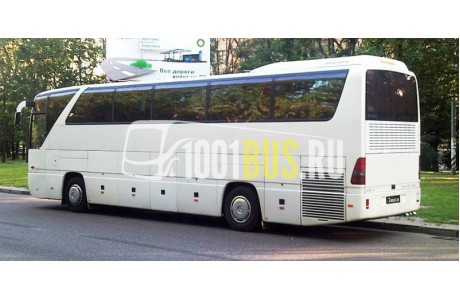 Заказ Автобус Mercedes-Benz 0404 (872) - фото автомобиля