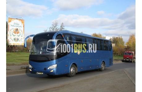 Аренда Автобус Yutong ZK 6129 H - фото сбоку